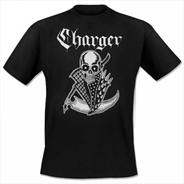 Charger - Scythe, T-Shirt schwarz