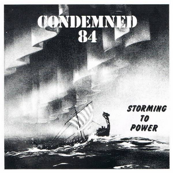 Condemned 84 - Storming to power, CD