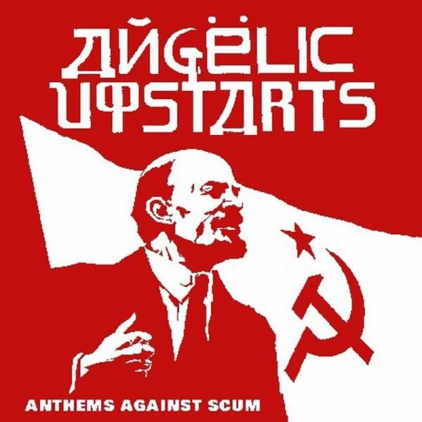 Angelic Upstarts - Anthems Against Scum, LP verschiedene Farben
