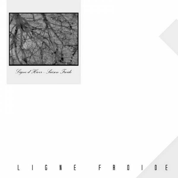 Ligne D'Hiver / Saison Froide - Ligne Froide, 7'' lim. 500 schwarz Paris Violence
