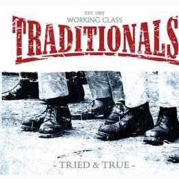 Traditionals - Tried & True, LP lim. 500 verschiedene Farben