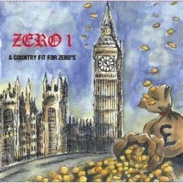 Zero 1 - A Country fit for Zeros, 10'' verschiedene Farben