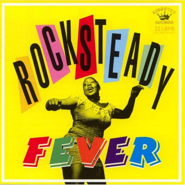V/A Rocksteady Fever, LP schwarz