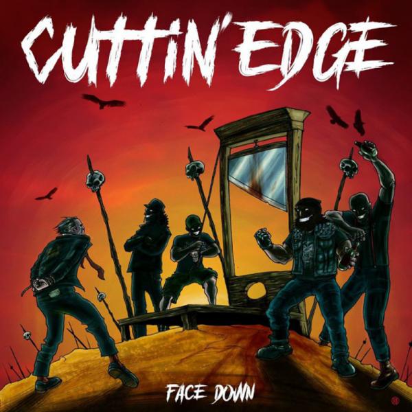 Cuttin' Edge - Face Down, CD