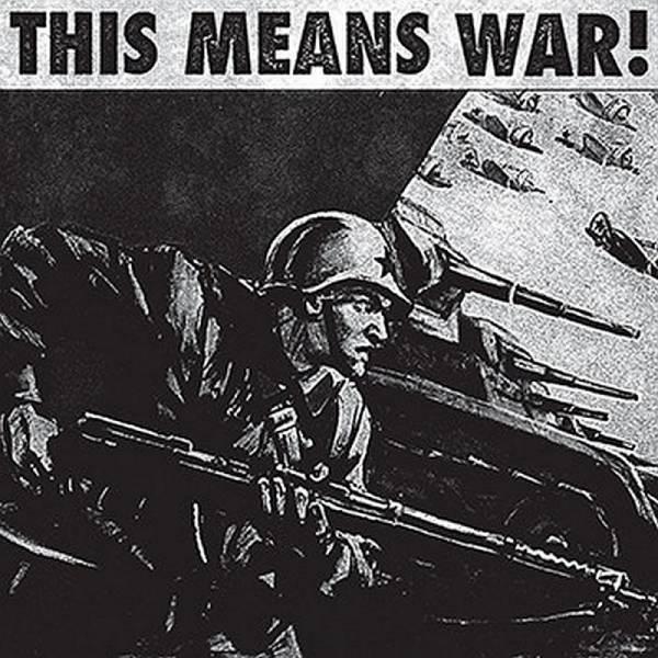 This Means War! - S/T, 10'' lim. verschiedene Farben
