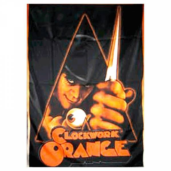 Clockwork Orange, Fahne