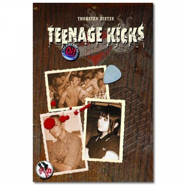 Teenage Kicks - Ein Skinhead Roman, Buch (Torsten Dietze)