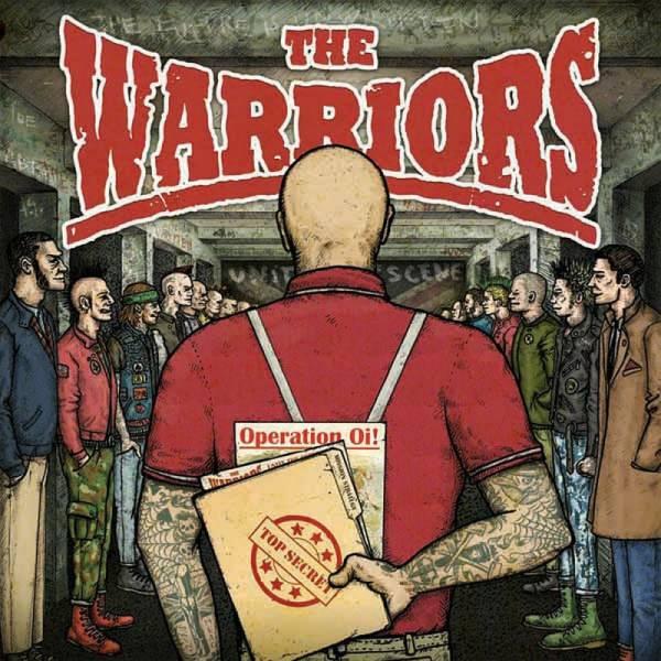 Warriors, The - Operation Oi!, LP lim. verschiedene Farben