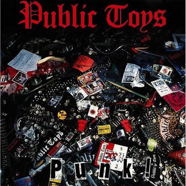 Public Toys - Punk!, CD