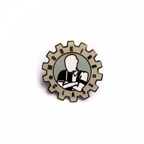 Working Class - Zahnrad, Pin
