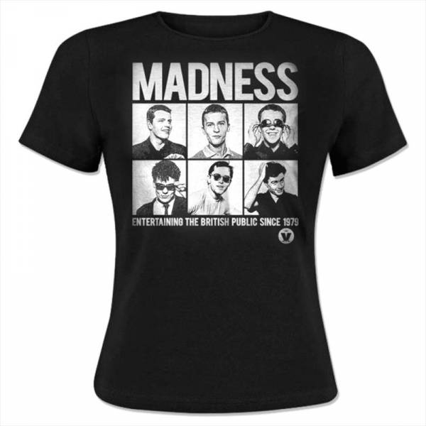 Madness - Since 1979, Girlie - Shirt