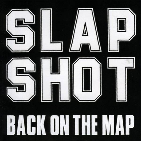 "Slapshot – Back on the map, 12"" rot, lim. 500"