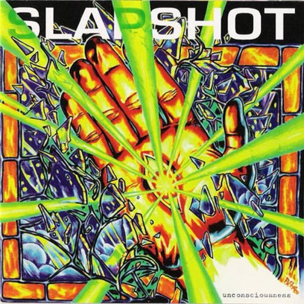 Slapshot - Unconsciousness, LP lim. 300 gelb transparent