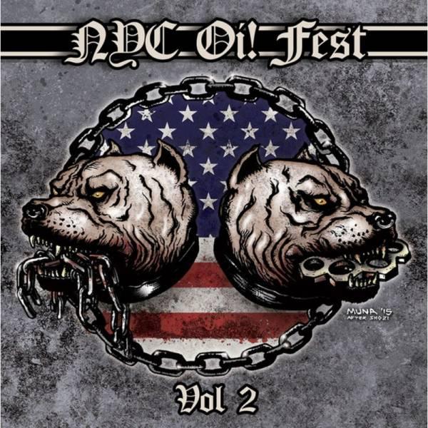 V/A NYC Oi! Fest - Volume 2, CD