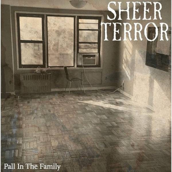 Sheer Terror - Pall In The Family, 7'' lim. verschiedene Farben