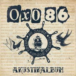 OXO 86 - Akustikalbum, CD DigiPack