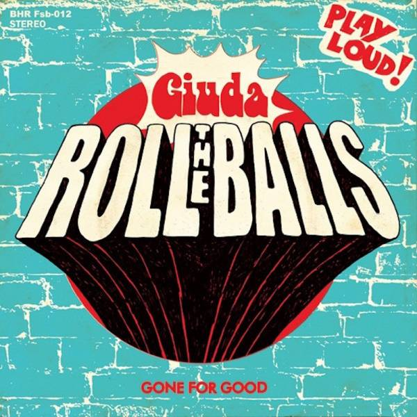 "Giuda - Roll the balls, 7"" schwarz"