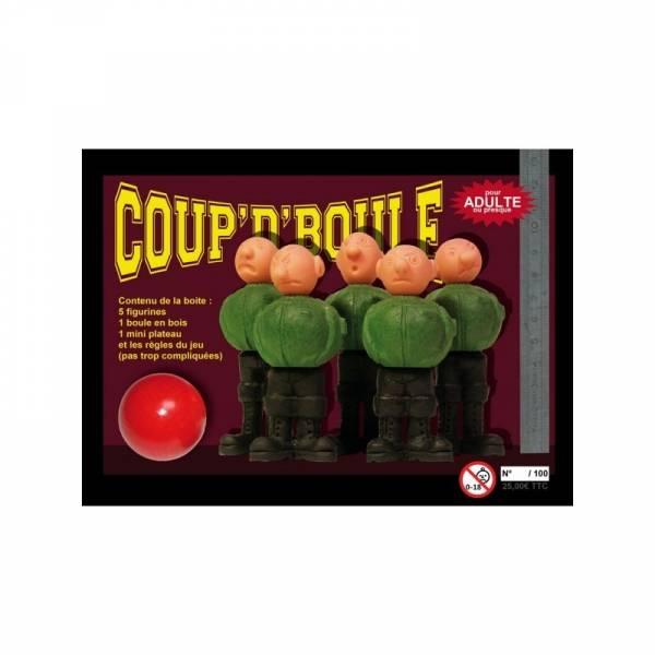Coup De Boule - Skinhead Kegelspiel