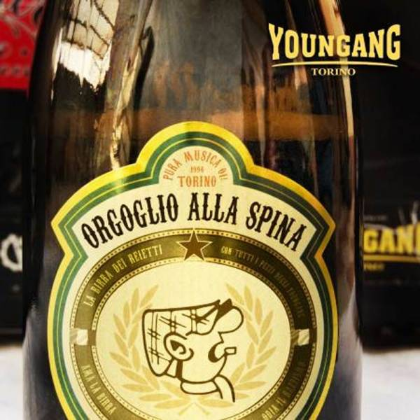 Youngang - Orgoglio alla spina, DoCd