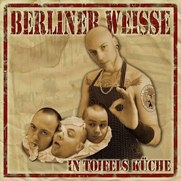 Berliner Weisse - Toifels Küche, CD