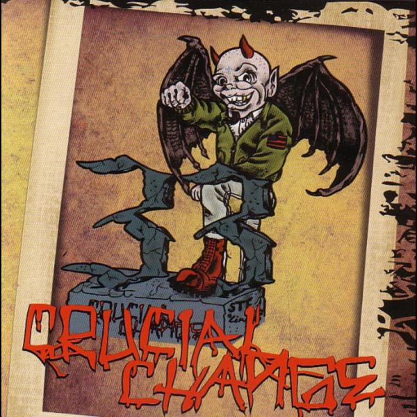 Crucial Change - 33, CD