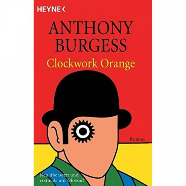 Clockwork Orange, Buch