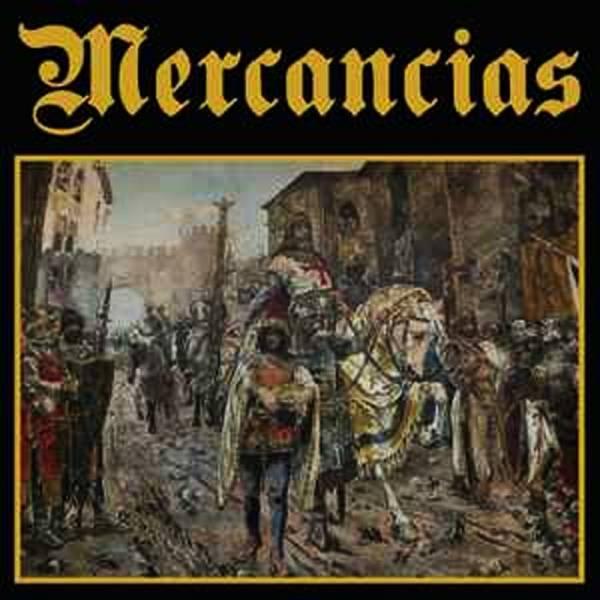 Mercancias - Mercancias, LP gold 1. Pressung