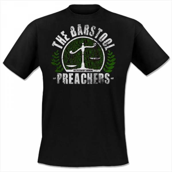 Bar Stool Preachers - The system, T-Shirt
