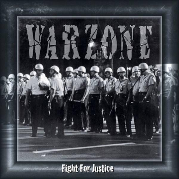 Warzone - Fight for Justice, LP verschiedene Farben