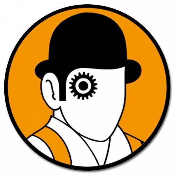 Clockwork Orange - Alex, Aufkleber