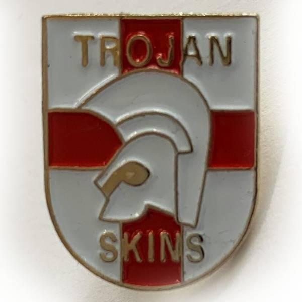 Trojan Skins, Pin