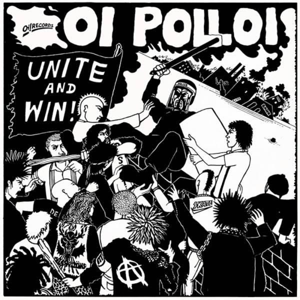 Oi Polloi - Unite and Win, LP lim. 500 verschiedene Farben