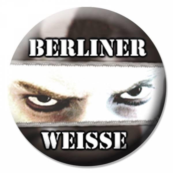 Berliner Weisse - Augen, Button B012