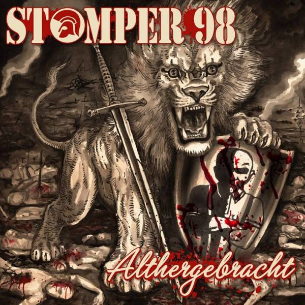 Stomper 98 - Althergebracht, CD Digipack