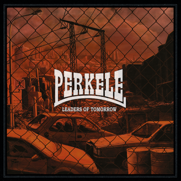 Perkele - Leaders Of Tomorrow, CD