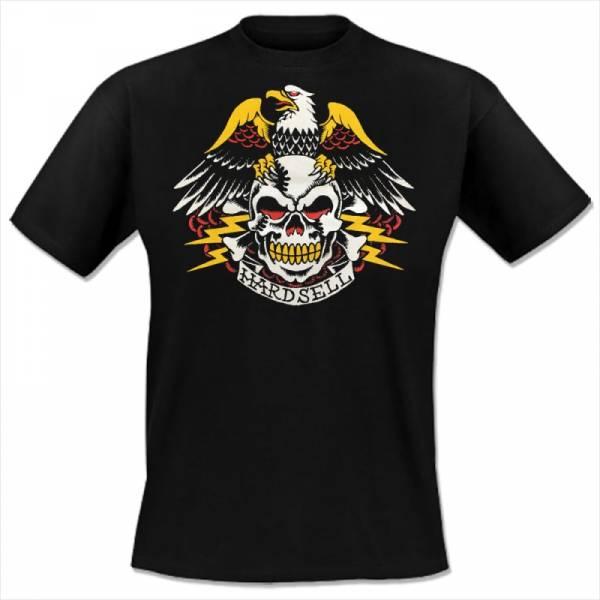 Hardsell - Eagle, T-Shirt