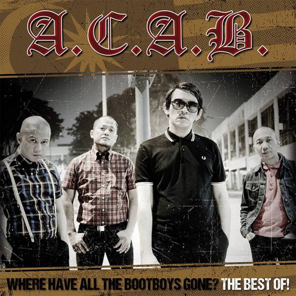 A.C.A.B. - Where Have All The Bootboys Gone? Best of, CD lim. 500 AC1
