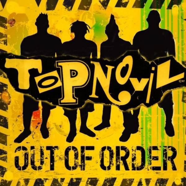 Topnovil - Out Of Order, LP lim. verschiedene Farben