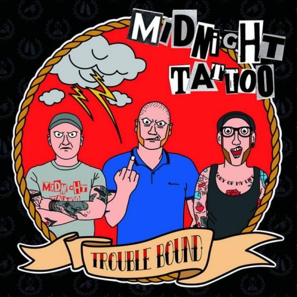 Midnight Tattoo - Trouble Bound, CD Digipack