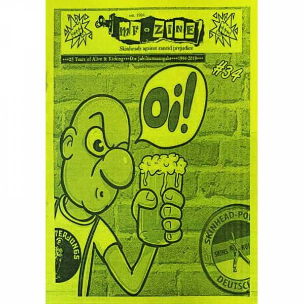 MF - Zine, Fanzine #34