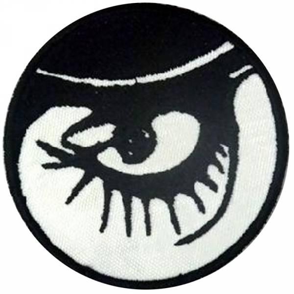 Clockwork Orange - Auge, Aufnäher
