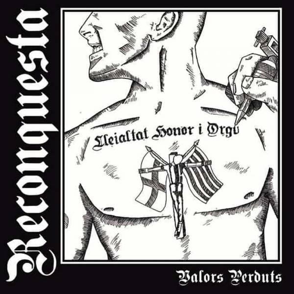 Reconquesta - Valors Perduts, CD