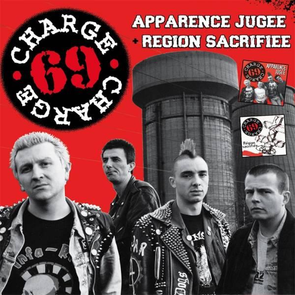 Charge 69 - Apparence Jugée+Region Sacrifié, CD