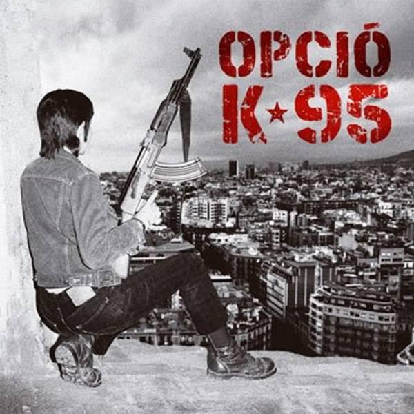 Opcio K-95 - Cap Oportunitat, LP lim. 500 verschiedene Farben