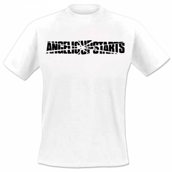 Angelic Upstarts - Logo, T-Shirt, verschiedene Farben