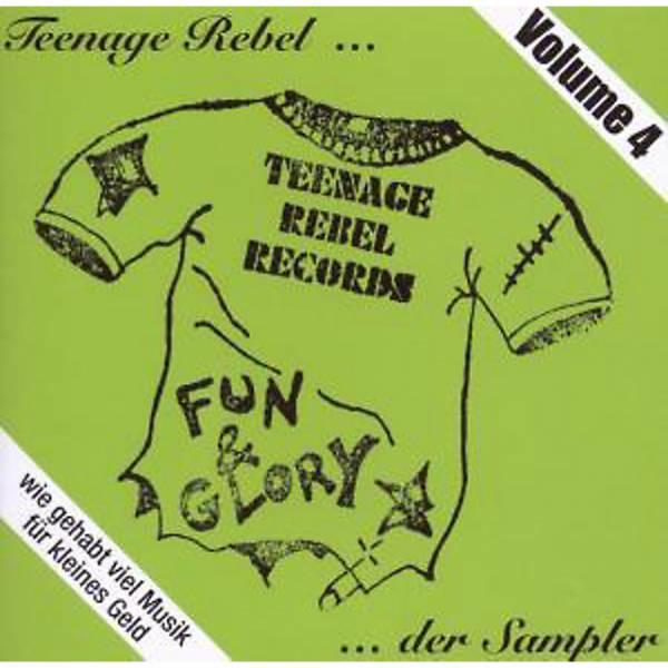 V/A Teenage Rebel Records Vol. 4, CD