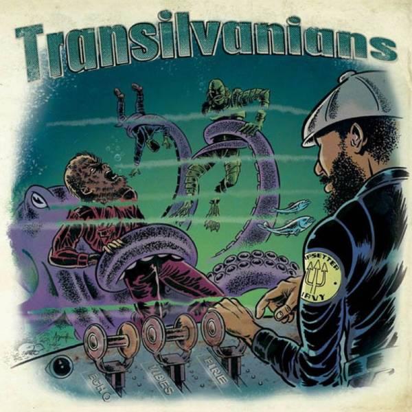 Transilvanians - Echo, Vibes & Fire, LP + CD