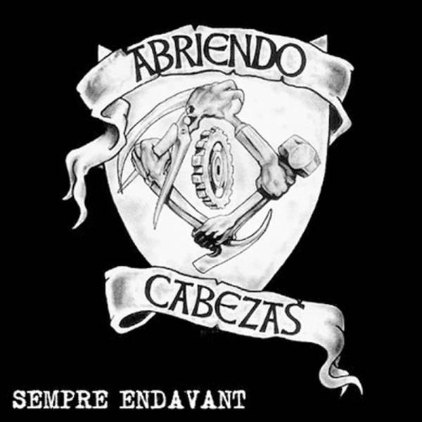 "Abriendo Cabezas - Sempre Endavant, 7"" lim. 250 schwarz"