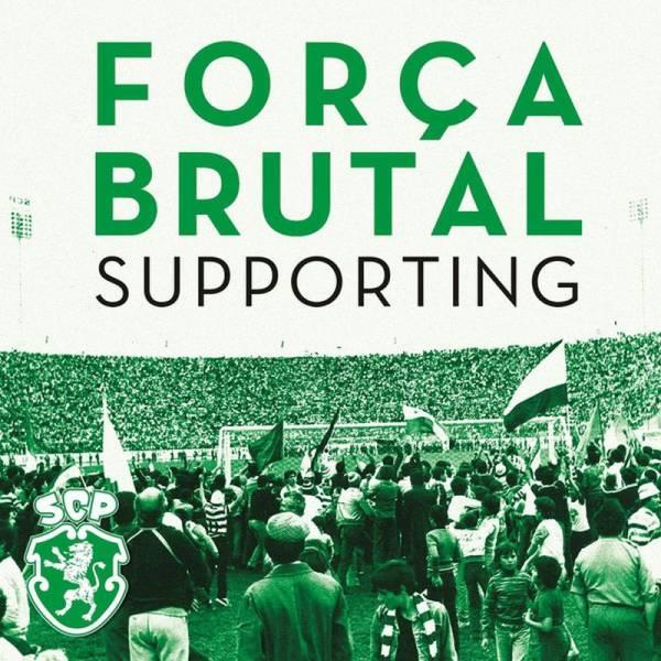 Supporting – Força Brutal, CD Kartonstecktasche