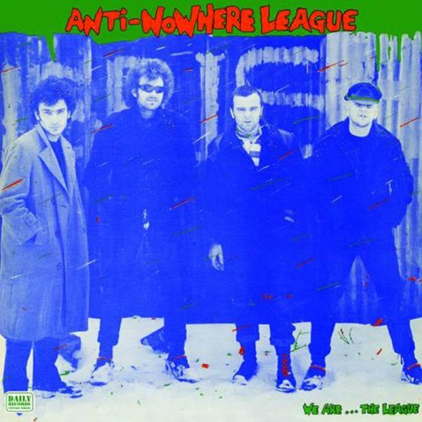 Anti Nowhere League - We are ...the league, LP lim. 500, verschiedene Farben